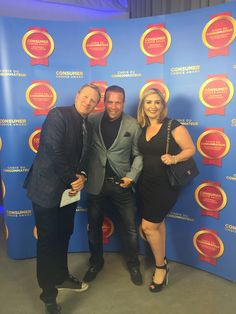 We received our second annual Consumers Choice Award for Best Personal Injury Lawyers. It was held at the liberty grand last night where all the winners of respective CCA categories gathered to celebrate.   Jeremy and Sandra are with Steve Anthony, CP24 Host.