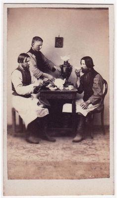 Россия в фотопортретах 19 века