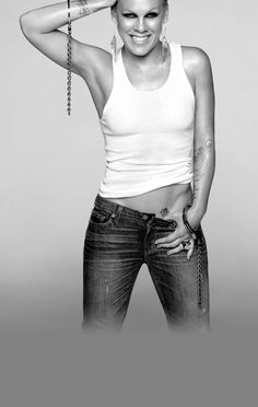 P!nk!!  She IS F'n Perfect.  :)