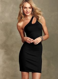 Litttle Black Mini Dress  Should be in every woman's closet. :)