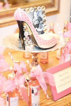 Fashion 40th Birthday Party Theme | CatchMyParty.com