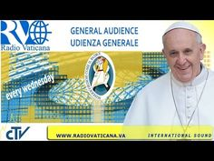 Vatican - #PopeFrancis General Audience 2016.01.13 - YouTube
