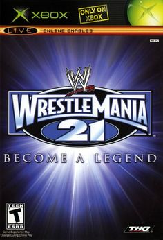 Released Week 17 of 2005 WWE Wrestlemania 21 was supposed to be a leap forward taking advantage of #Xbox features including Live! Most reviews were mixed or negative and cited numerous bugs along with missing content. #retrogaming T Games, Xbox One Games, Wrestlemania 21, Wrestling Games, How To Find Out, How To Become, Game Guide, Xbox Live, Single Player