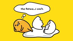 Gudetama is a Japanese egg yolk character who feels existence is almost unbearable. How did it win so many Japanese hearts?