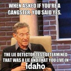 Too funny! Friend of mine sent me this from Mtn. Home Idaho...