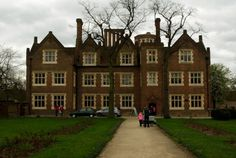 Eastbury Manor House, to be found in the middle of a suburban housing estate in the London Borough of Barking and Dagenham!