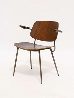 Armchair by Borge Mogensen. sold by 1stdibs.