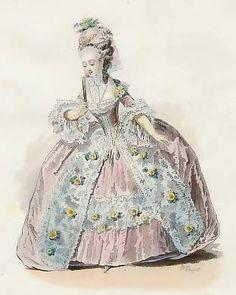 louis xvi dress