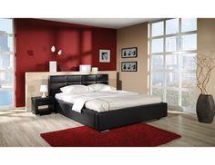 Łóżko Nike. Prosta forma w najwyższej klasie. Nike, Bed, Furniture, Home Decor, Decoration Home, Stream Bed, Room Decor, Home Furnishings, Beds