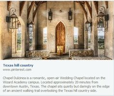 Chapel Dulcinea - Designed ny Marley Porter