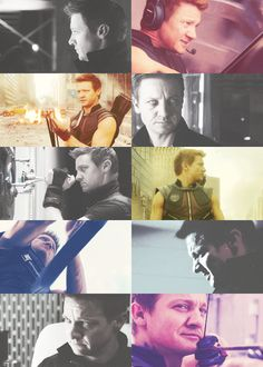 Hawkeye is very attractive