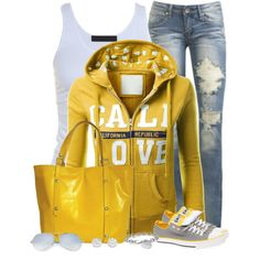 Cali Love, created by cindycook10 on Polyvore