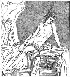 Roman Mythology - Narcissus