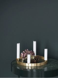 Candle Holder Circle - Small Ferm living