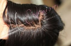 Virgin Silk Base Closure - My Extensionz