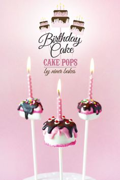 20+ Yummy Cake Pops Recipes | Titicrafty by Camila