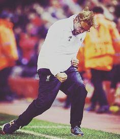 QUÉ LINDO! El Liverpool perdía 3 a 1 vs Borussia Dortmund....