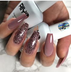 Love the glitter color