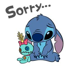 Stitch Stickers by The Walt Disney Company Ltd ( Japan). Stitch (also known as Experiment is a fictional character in the Lilo & Stitch. Lelo And Stitch, Lilo Y Stitch, Cute Stitch, Disney Stitch, Cute Disney Wallpaper, Wallpaper Iphone Disney, Lilo And Stitch Quotes, Stitch Drawing, Stitch And Angel