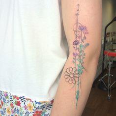 Tattoo by Jason Adelinia