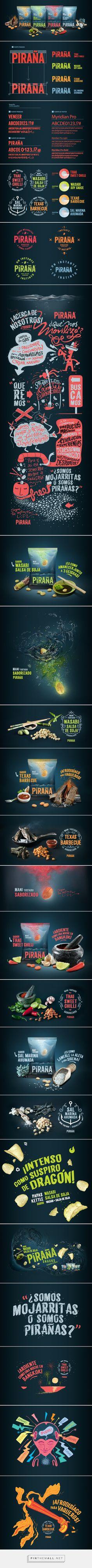 PIRAÑA SNACKS by NNSS In-consciente Visual