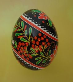 Chicken Pysanky Pysanka from Ukraine