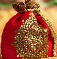 Potli Indian Wedding Favors Planning Gift Bags Decorations