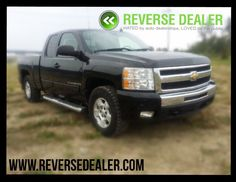 2009 Chevrolet Silverado 1500.  4x4 with 4x4 auto feature, 5.3 v8, running boards, factory auto start, auto lights and much more! $10,900!  CALL/TEXT/EMAIL or stop by today!   (403) 896-3749 www.reversedealer.com Auto Start, Chevrolet Silverado 1500, Car Lights, Used Cars, 4x4, Monster Trucks, Boards, Running, Vehicles