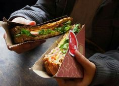 Sandwich take away