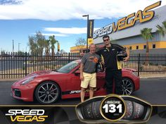 Living the life with good friends at #SPEEDVEGAS