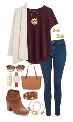 """""""Contest winners in the d plz read"""" by lbkatie17 ❤ liked on Polyvore featuring Topshop, Madewell, BaubleBar, Eileen Fisher, LC Lauren Conrad, Kate Spade, Alex and Ani, Tory Burch and klm17bdayandschoolcontest"""