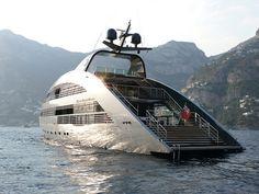 ocean emerald Yacht : Joseph Meo : #boating #yachts #sailing #sailboat #luxury #fishing