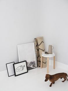 Painted white floor - light grey walls - 5 things I'd do differently if I did another home renovation project