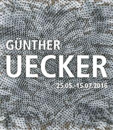 GÜNTHER UECKER Bis 15 Juli 2016 Palais Schönborn-Batthyany