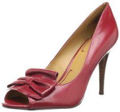 Nine West Women's Seamlesoul Peep-Toe Pump on shopstyle.com