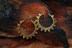 Eyptian Queen  ear jewelry