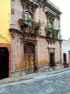 Casa del Inquisidor   San Miguel de Allende, Guanajuato, Mexico