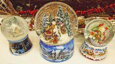 20 beautiful Christmas snow globes | Magiczny Świat Książki i nie tylko