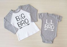 Big Brother Little Brother Matching Shirt. Big Brother Outfit. Big Brother…