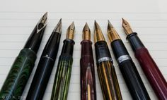 A Band of #Sheaffer's