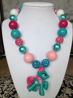 Girls My Little Pony Necklace