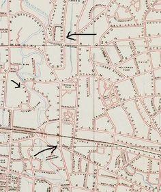 Bordelen in Bandoeng Dutch East Indies, Old Photographs, Peta, Maps, Blues, Historia, Blue Prints, Old Photos, Map