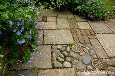 Galeria zdjęć - Nawierzchnie artystyczne czyli jak odmienić ogród - Ogrodowisko