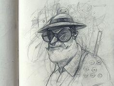 A Hunter by Karolis Strautniekas