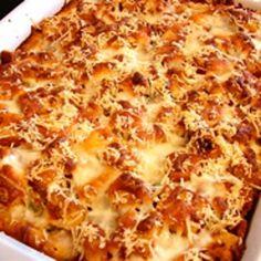 Chicken Parm Bake Recipe - ZipList