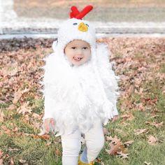 Huhn Kostüm selber machen | maskerix.de