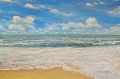 Blick auf das Meer von Geomatricks auf DaWanda.com