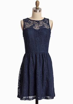 Last Dance Lace Dress | Modern Vintage Dresses
