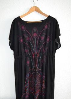 Kup mój przedmiot na #vintedpl http://www.vinted.pl/damska-odziez/krotkie-sukienki/10400806-sukienka-z-motywem-pior