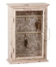 Another great find on #zulily! Love Bird Key Cabinet #zulilyfinds